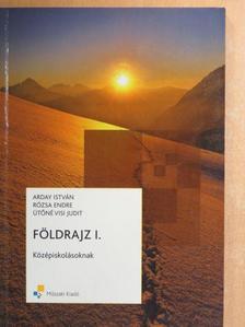 Arday István - Földrajz I. [antikvár]
