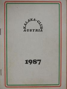 Deák Ernő - Kaláka-Club Évkönyv 1987. [antikvár]
