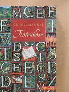 Cornelia Funke - Tintenherz [antikvár]