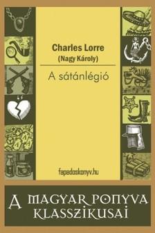 CHARLES LORRE - A sátánlégió [eKönyv: epub, mobi]