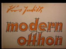 Koós Judith - Modern otthon [antikvár]