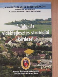 Bódi Ferenc - A falu- és vidékfejlesztés stratégiai kérdései [antikvár]