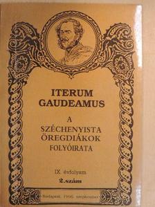 Bajor Ervin - Iterum Gaudeamus 1996. szeptember [antikvár]