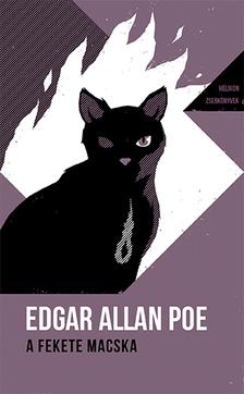 Edgar Allan Poe - A fekete macska - Helikon Zsebkönyvek 3.