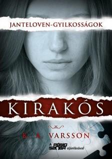 Varsson K.A. - Kirakós Janteloven-gyilkosságok [eKönyv: epub, mobi]