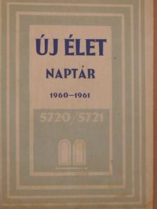 Bárdos László - Új Élet Naptár 1960-1961 [antikvár]