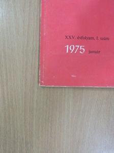 Arató Ferenc - Pedagógiai szemle 1975. (nem teljes évfolyam) [antikvár]