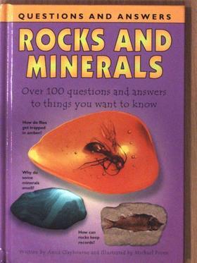 Anna Claybourne - Rocks and Minerals [antikvár]