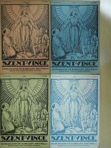 B. J. - Szent Vince 1930. 1-4. [antikvár]