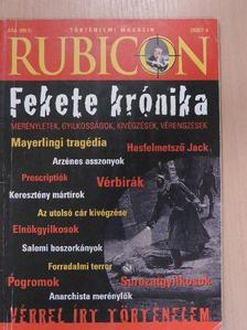 Apor Péter - Rubicon 2008/7-8. [antikvár]
