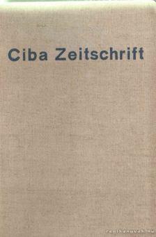Ciba Zeitschrift 1935 aug.-1936 jul. [antikvár]