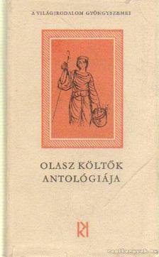 Rába György - Olasz költők antológiája [antikvár]