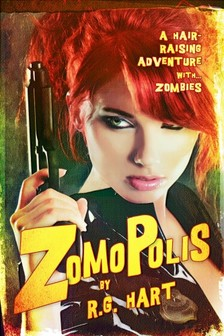 Crossley Russ - Zomopolis - Aloha Armstrong The Woman from L.I.P.S. [eKönyv: epub, mobi]