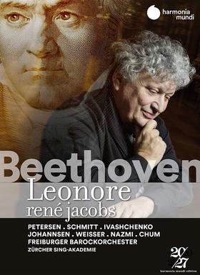 BEETHOVEN - LEONORE 2CD JACOBS ZAK