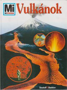 Rainer Köthe - Vulkánok [antikvár]