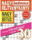 CSOSCH KIADÓ - Nagyi Kedvence Rejtvénykönyv 30.