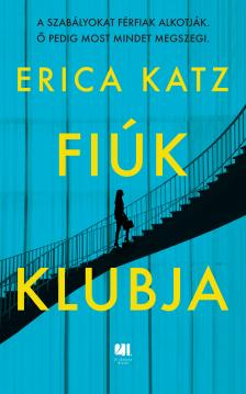 Erica Katz - Fiúk klubja