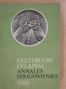 Bárdos István - Esztergom évlapjai 1988 [antikvár]