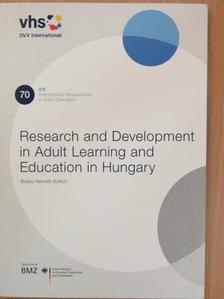 Bajusz Klára - Research and Development in Adult Learning and Education in Hungary [antikvár]