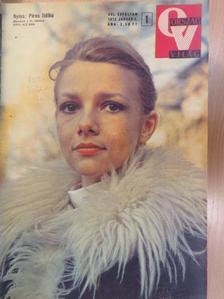 Ágoston László - Ország-Világ 1972. január-december [antikvár]