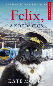 KATE MOORE - Felix, a közös cica
