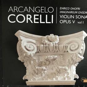 CORELLI, ARCAGELO - VIOLIN SONATAS OP.V VOL.1 CD