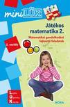 LDI219 - Játékos matematika 2. - Kompetenciafejlesztő feladatok 7 éves kortól