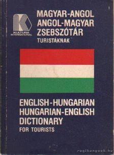 Takács Géza - Magyar-angol angol-magyar zsebszótár turistáknak [antikvár]