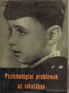 Dr. Salamon Jenő - Pszichológiai problémák az iskolában [antikvár]