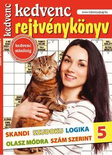 CSOSCH KIADÓ - Kedvenc Rejtvénykönyv 5.