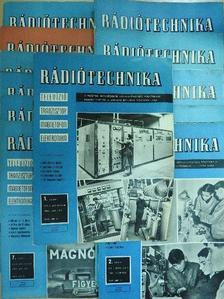 Csornai László - Rádiótechnika 1967. január-december [antikvár]