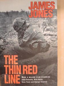 James Jones - The Thin Red Line [antikvár]