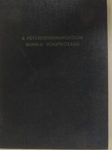 Boczán János - A psychopharmakologia klinikai vonatkozásai [antikvár]