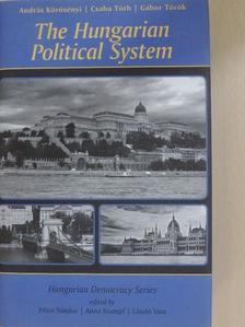 András Körösényi - The Hungarian Political System - CD-vel [antikvár]