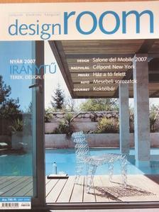 Karafiáth Orsolya - DesignRoom 2007. nyár [antikvár]