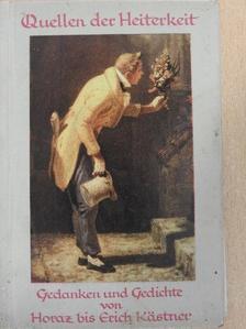 Busch - Quellen der Heiterkeit (gótbetűs) [antikvár]
