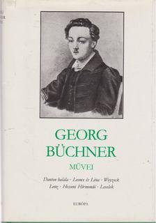 Georg Büchner - Georg Büchner művei [antikvár]