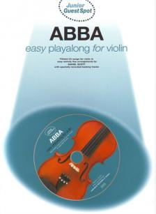 ABBA - ABBA EASY PLAYALONG FOR VIOLIN (DANIEL SCOTT) + PLAYALONG CD
