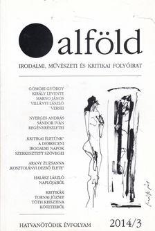 Aczél Géza - Alföld 2014/3 [antikvár]