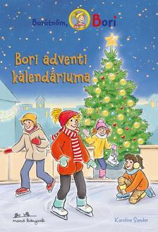 Karoline Sander - Bori adventi kalendáriuma