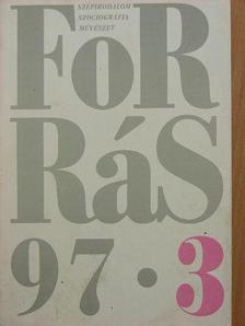 Balogh Tamás - Forrás 1997. március [antikvár]