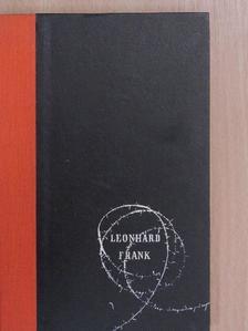 Leonhard Frank - Baloldalt dobog a szívem [antikvár]