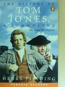 Henry Fielding - The History of Tom Jones, A Foundling [antikvár]