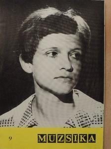 Bónis Ferenc - Muzsika 1968. szeptember [antikvár]