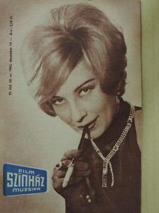 Csík István - Film-Színház-Muzsika 1962. december 14. [antikvár]