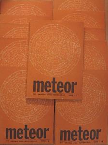 Berente Béla - Meteor 1986. január-december [antikvár]