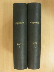 Fáy Árpád - Nagyvilág 1974. január-december I-II. [antikvár]