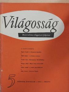 Balló István - Világosság 1961. május [antikvár]