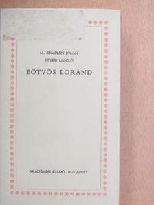 Egyed László - Eötvös Loránd [antikvár]