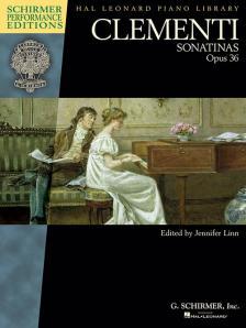 CLEMENTI - SONATINAS OP.36